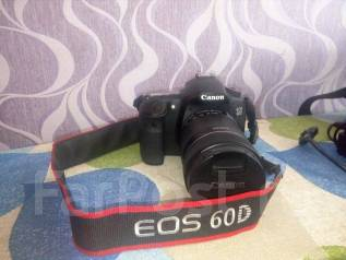 Canon EOS 60D Kit. 15 - 19.9 Мп, зум: 10х