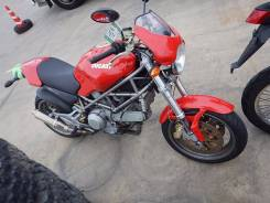 Ducati Monster 900. 900 куб. см., исправен, птс, без пробега