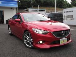Mazda Atenza. автомат, передний, 2.5, бензин, 31 000тыс. км, б/п. Под заказ