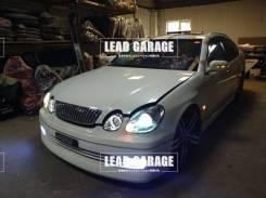 Обвес кузова аэродинамический. Lexus GS300, JZS160