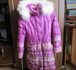Пальто-пуховики. Рост: 140-146 см