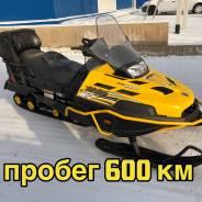 BRP Ski-Doo Skandic. исправен, есть птс, без пробега
