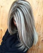 Мелирование, стрижка , окраска волос!