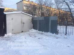 Гаражи металлические. улица Ясная 5, р-н Краснофлотский, 18 кв.м.