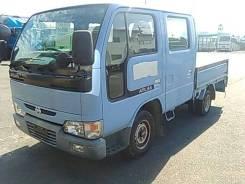Nissan Atlas. Бортовой грузовик двухкабинный , 2 000 куб. см., 1 500 кг. Под заказ