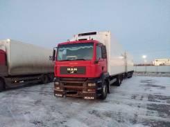 MAN TGA 26.360. Автопоезд на базе MAN TGA, 12 000 куб. см., 15 000 кг.