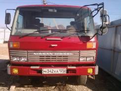 Nissan Diesel. Продаю грузовик Ниссан дизель Был пожарный двухкабинник, 6 950 куб. см., 10 000 кг.