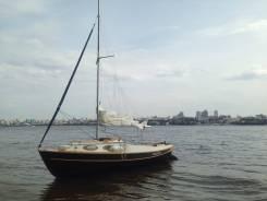 Парусная яхта - каютный швертбот Jackboat Lugger Cab. Длина 6,50м., Год: 2017 год