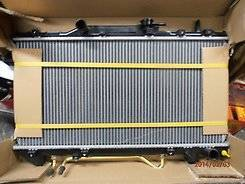 Радиатор охлаждения двигателя. Nissan Expert Nissan Tino, V10M, V10 Nissan Avenir, W11 Двигатели: QG18DE, QG18EM295P, QG18EM29