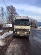 Volvo FH 12. Volvo fh12, 12 000 куб. см., 20 300 кг.
