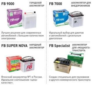 Настоящие Японские и Корейские аккумуляторы в Автотерритории