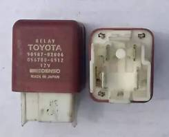Реле фар. Toyota: Lite Ace, Corona, Platz, Regius Ace, Avensis, Sprinter Trueno, Corolla, Tercel, MR-S, Dyna, Raum, Vista, Sprinter, Sprinter Carib, C...