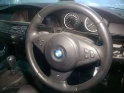 Руль. BMW M5, E60 BMW 3-Series BMW 5-Series, E60 BMW X3 Двигатель N52B25