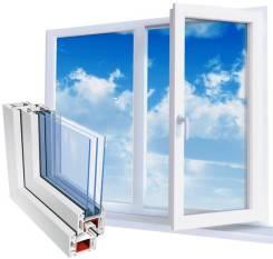 Окна, двери, остекление балконов