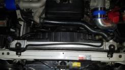 Радиатор охлаждения двигателя. Toyota Cresta, JZX90 Toyota Chaser, JZX90