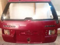 Дверь багажника. Лада 2111, 2111 Двигатель BAZ2111