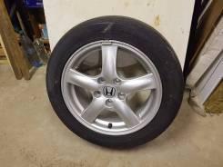 Продам колеса хонда R16, 5х114.3 205/55 R16. 6.5x16 ET55