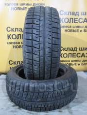 Bridgestone Blizzak Revo GZ. Зимние, без шипов, 2016 год, износ: 20%, 2 шт