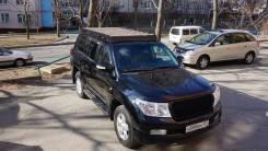 Багажник на крышу. Toyota Land Cruiser, GRJ200, J200, URJ200, UZJ200, UZJ200W, VDJ200