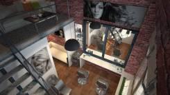 Продам коммерческое помещение в два уровня с ремонтом. Улица Пригородная 3 стр. 1, р-н Железнодорожный, 26 кв.м.