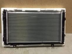 Радиатор охлаждения двигателя. Лада Гранта, 2190, 2191