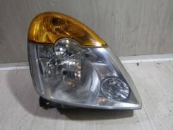 Фара. Renault Modus
