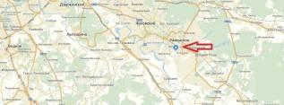 Продается земельный участок площадью 7252 м2. от агентства недвижимости (посредник)
