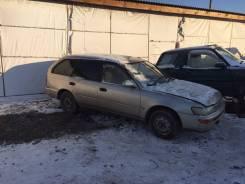 Toyota Corolla. 100, 2E