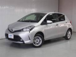 Toyota Vitz. вариатор, 4wd, 1.3 (95 л.с.), бензин, 90 000 тыс. км, б/п. Под заказ