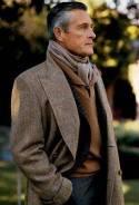 Мужской твидовый костюм. Индивидуальный пошив на заказ.