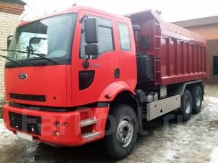 Ford Cargo. Самосвал 3430D, 7 330 куб. см., 20 000 кг.