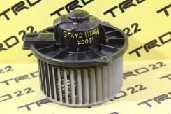 Мотор печки. Suzuki Grand Vitara XL-7, TX92W Suzuki Grand Vitara, 3TD62, FTB03, TL52 Двигатели: H27A, G16B, J20A, H25A