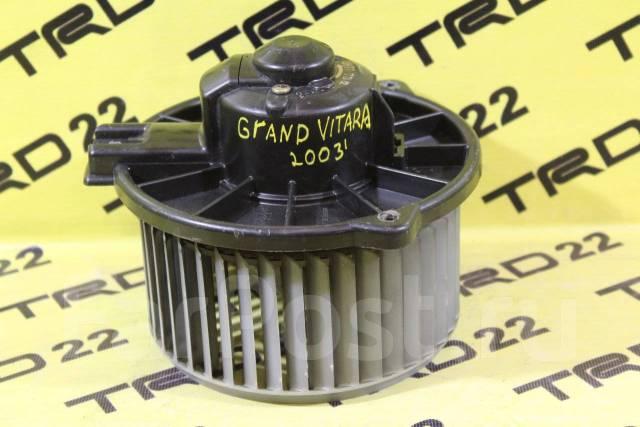 Мотор печки. Suzuki Grand Vitara XL-7, TX92W Suzuki Grand Vitara, 3TD62, FTB03, TL52 Двигатели: H27A, G16B, H25A, J20A