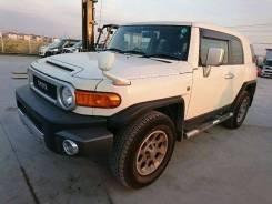 Toyota FJ Cruiser. автомат, 4wd, 4.0, бензин, 98тыс. км, б/п, нет птс. Под заказ
