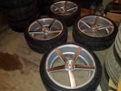 22 колеса в сборе на Infiniti FX. 10.0x22 5x114.30 ET35 ЦО 73,0мм.