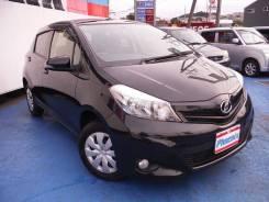 Toyota Vitz. вариатор, 4wd, 1.3 (95 л.с.), бензин, 29 000 тыс. км, б/п. Под заказ