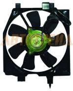 Диффузор радиатора кондиционера в сборе MAZDA PREMACY/FORD IXION 99-05 ST-MZ55-203-0