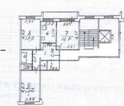 3-комнатная, улица Мамина-Сибиряка 23. первомайский, агентство, 67,0кв.м.