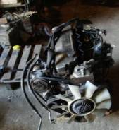Двигатель в сборе. Isuzu Elf Isuzu Bogdan Двигатели: 4HG1, 4HG1T