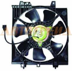 Диффузор радиатора кондиционера в сборе SUBARU IMPREZA 00-07 ST-SB25-203-A0