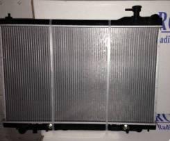 Радиатор охлаждения двигателя. Infiniti FX45, S50 Infiniti FX35, S50 Двигатели: VQ35DE, VK45DE