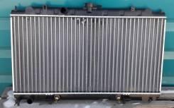 Радиатор охлаждения двигателя. Nissan: Bluebird Sylphy, Almera, Primera, Sunny, Wingroad, AD Двигатели: QG18DE, QG15DE