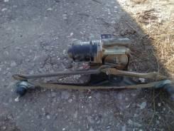 Мотор бачка омывателя. Москвич