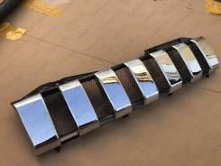 Решетка радиатора. Suzuki Jimny Sierra, JB43W Suzuki Jimny, JB23W, JB43W, JB33W, JB43 Suzuki Jimny Wide, JB33W, JB43W
