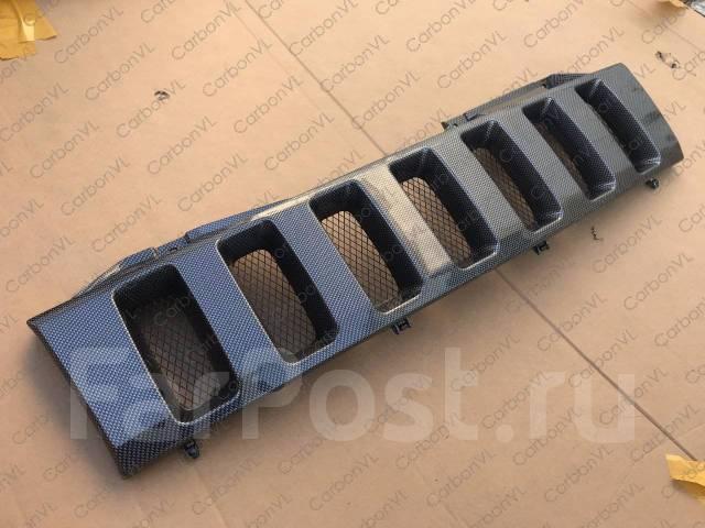Решетка радиатора. Suzuki Jimny, JB23W, JB33W, JB43, JB43W Suzuki Jimny Wide, JB33W, JB43W Suzuki Jimny Sierra, JB43W