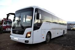Hyundai Universe. Туристический автобус Space Luxury, 12 340 куб. см., 45 мест