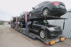 Перевозка автомобилей на автовозе