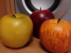 Набор муляжей яблок