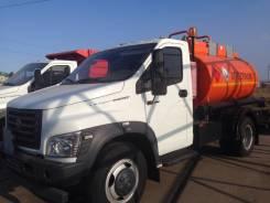ГАЗ Газон Next C41R13. Новый топливозаправщик ГАЗон NEXT в Энгельсе, 4 420 куб. см., 5,50куб. м.