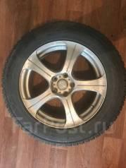 Комплект колес. 7.5x18 5x114.30 ET35